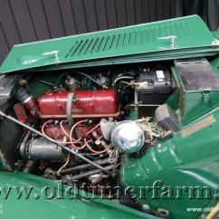 1955 Mg Wiring Diagram Kidde Smoke Detector 1951 Td Simple Site Marked Harness Schematic Wiper Motor