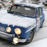 Gallic Blue Rocket Renault 8 Gordini Dyler