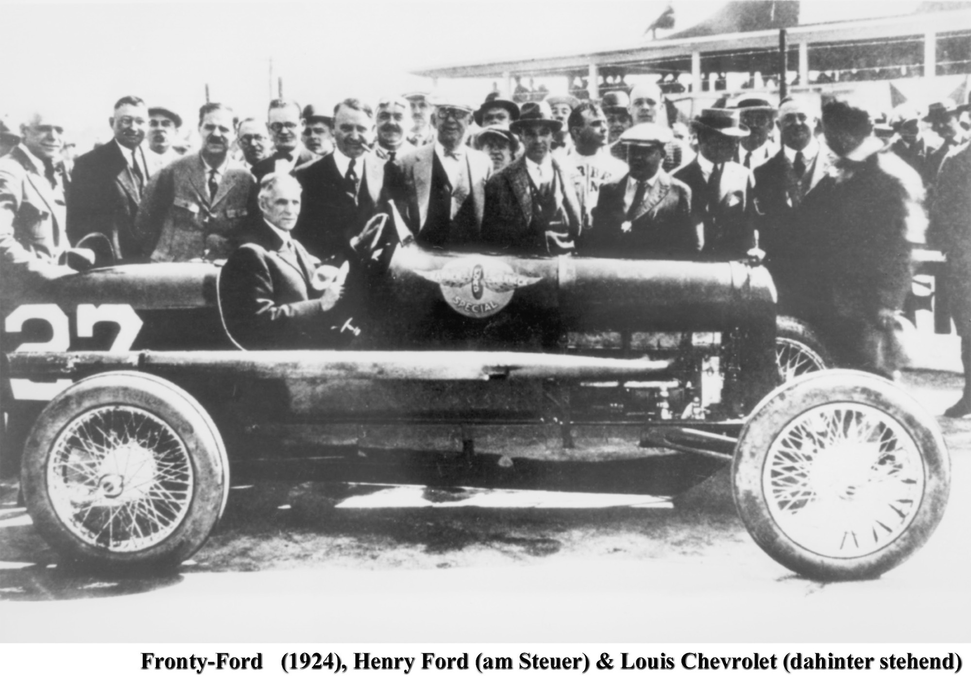 Louis Chevrolet A Man Ahead Of His Time