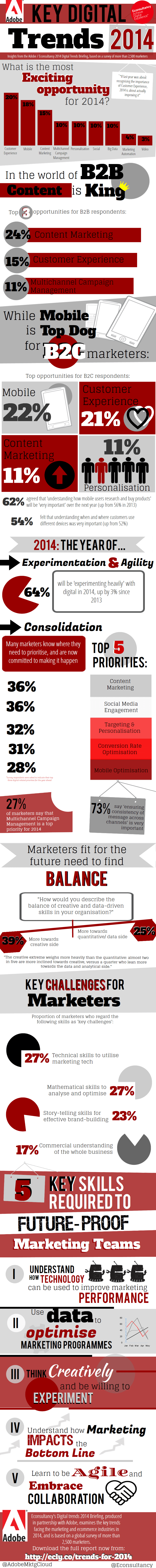 Most exciting opportunity for marketers [infographic]