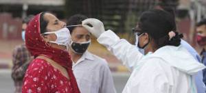 Fear of Tests: 300 passengers escape