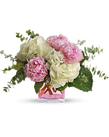 Blair's Favorite Flower : blair's, favorite, flower, Teleflora's, Pretty, Peony, Madisonville, Blair's, Bo-Kay, Florist, Gifts