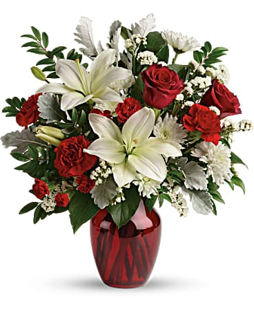 gray florist flower delivery