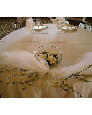 chair cover rentals red deer swivel no wheels uk delivery loudonville oh four seasons flowers gifts 14 lily bowl rental