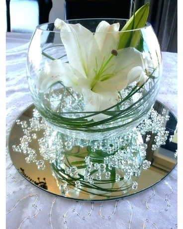 centerpieces cocktail table delivery