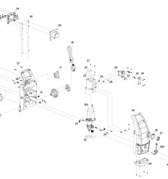 download exploded drawing for tc hp 2042 pc [ 7021 x 4967 Pixel ]