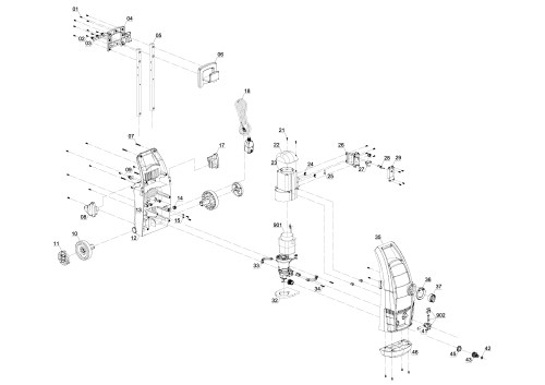 small resolution of download exploded drawing for tc hp 2042 pc