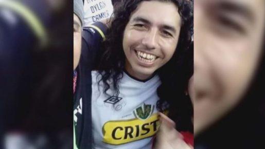 """Fiscalía dice que no hubo """"dolo homicida"""" en muerte de 'El Neco', hincha de Colo Colo atropellado por Carabineros"""