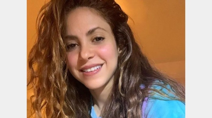 The colombian singer Shakira shared a video where health professionals and other professions sing part of the lyrics of his famous song Waka Waka.(@shakira)