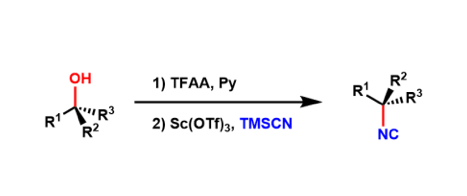 Shenvi Isonitrile Synthesis