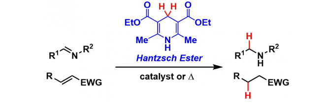 Transfer Hydrogenation with Hantzsch Ester