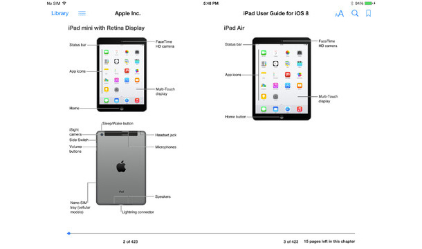 Oops! Apple Just Unveiled Its New iPads a Day Early.