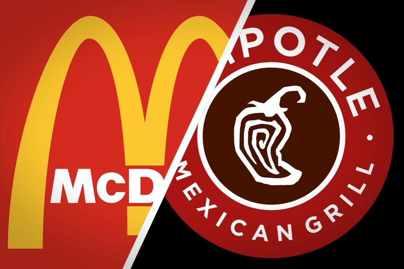 Biggest Fast Food Chains