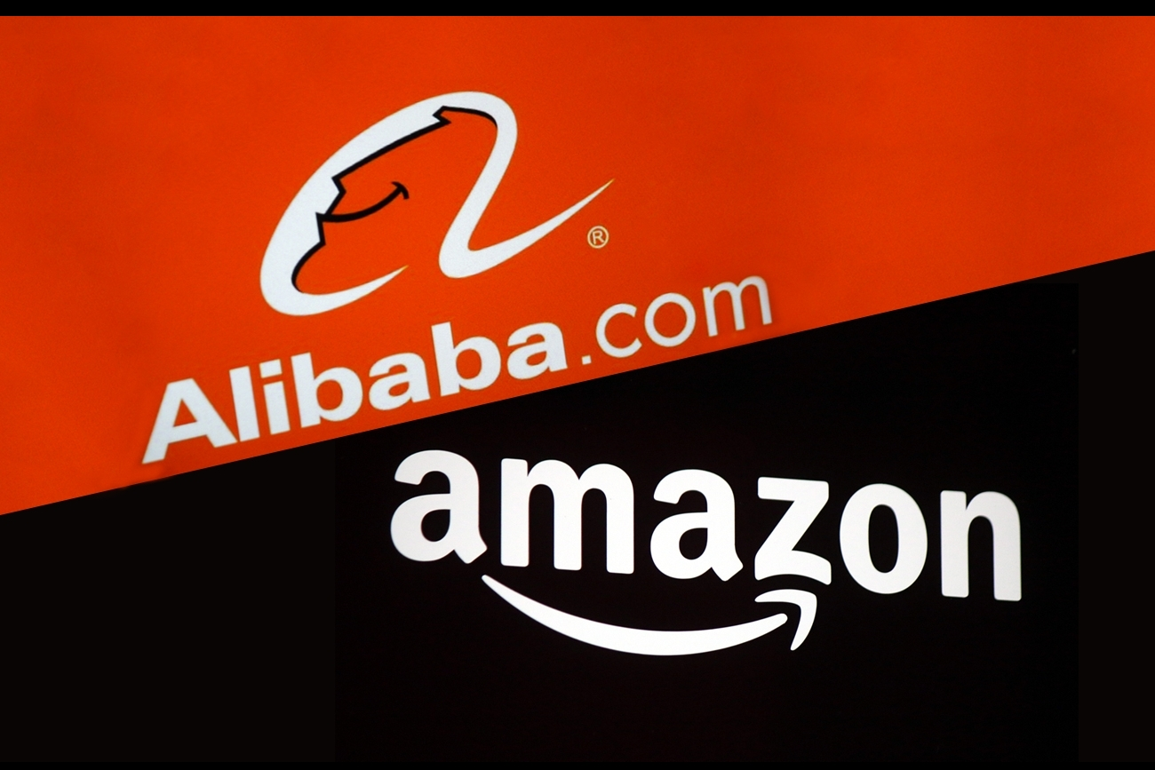 By The Numbers: Amazon Vs. Alibaba (Infographic