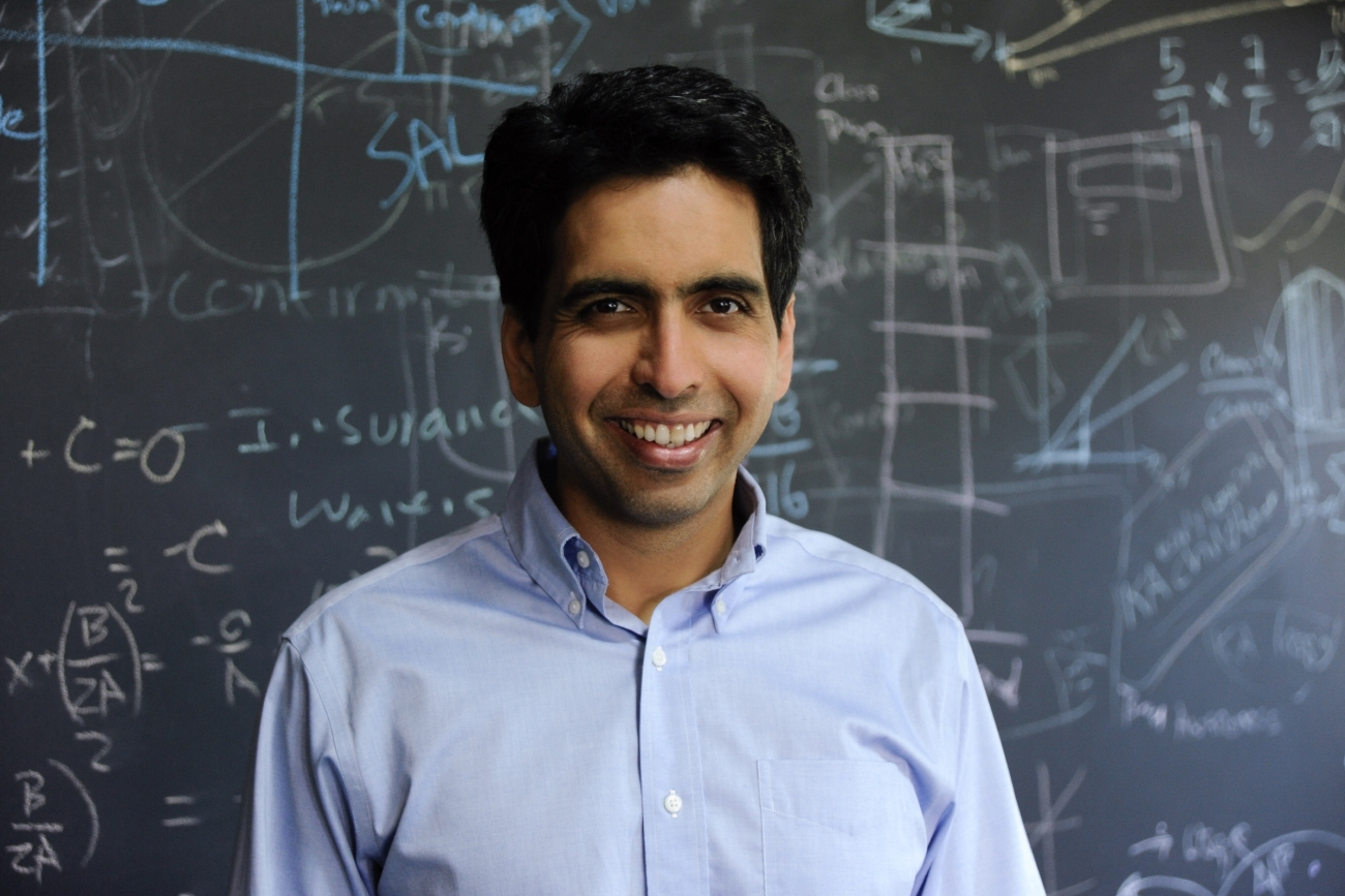 Khan Academy Founder No You Re Not Dumb Anyone Can