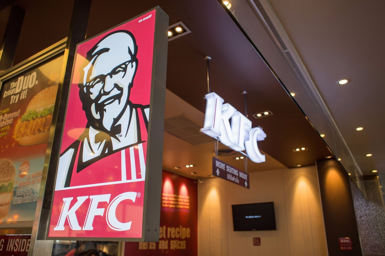 KFC Deleted This NotSafeforWork Ad From Twitter After