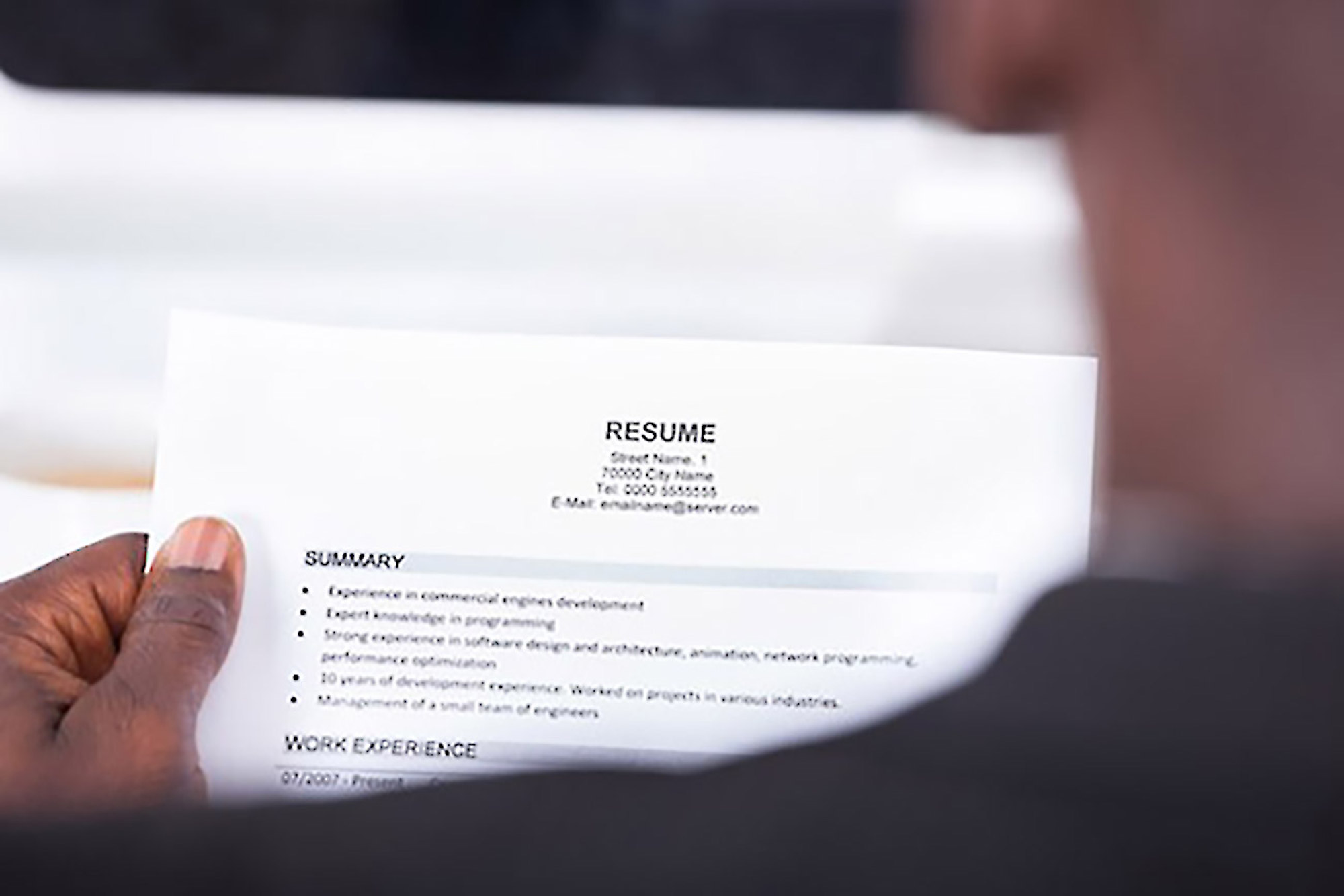 Resume Mistakes 9 Common Resume Mistakes Every Job Hunter Should Avoid