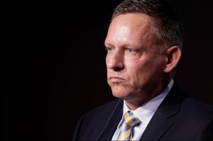 China Could Use Bitcoin as a 'Financial Tool' against the US, Peter Thiel warns