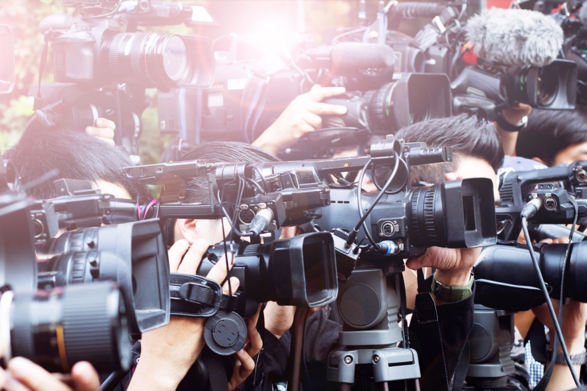 33 Tips To Help You Ace A Media Interview Infographic