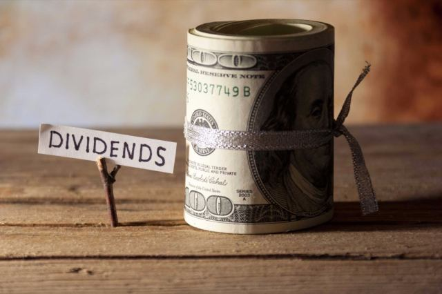 Purchase dividend stocks