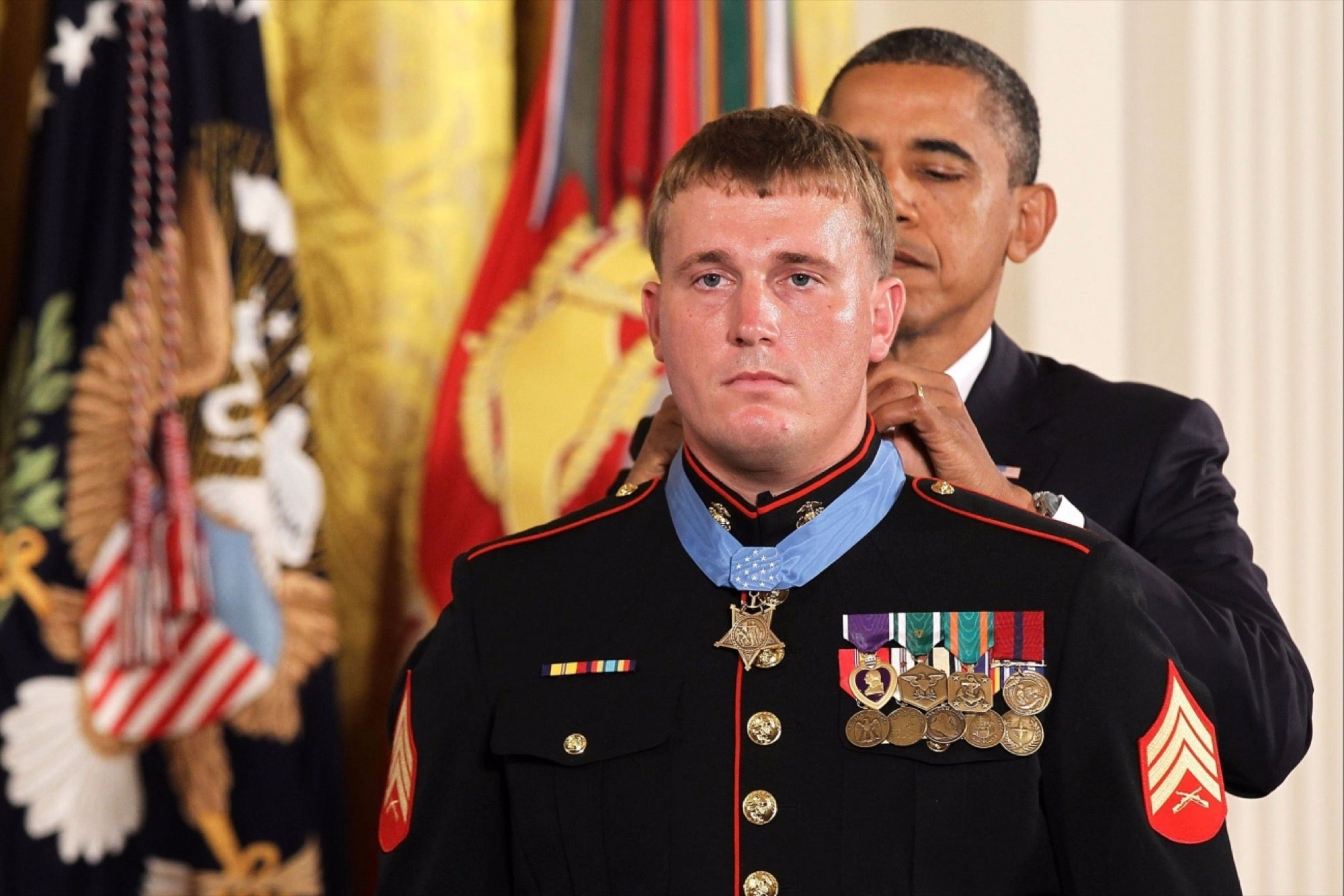 How the Reminiscence of His Fallen Brothers Powers Dakota Meyer's Ardour