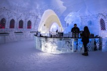 Check Amazing 'game Of Thrones' Themed Ice Hotel
