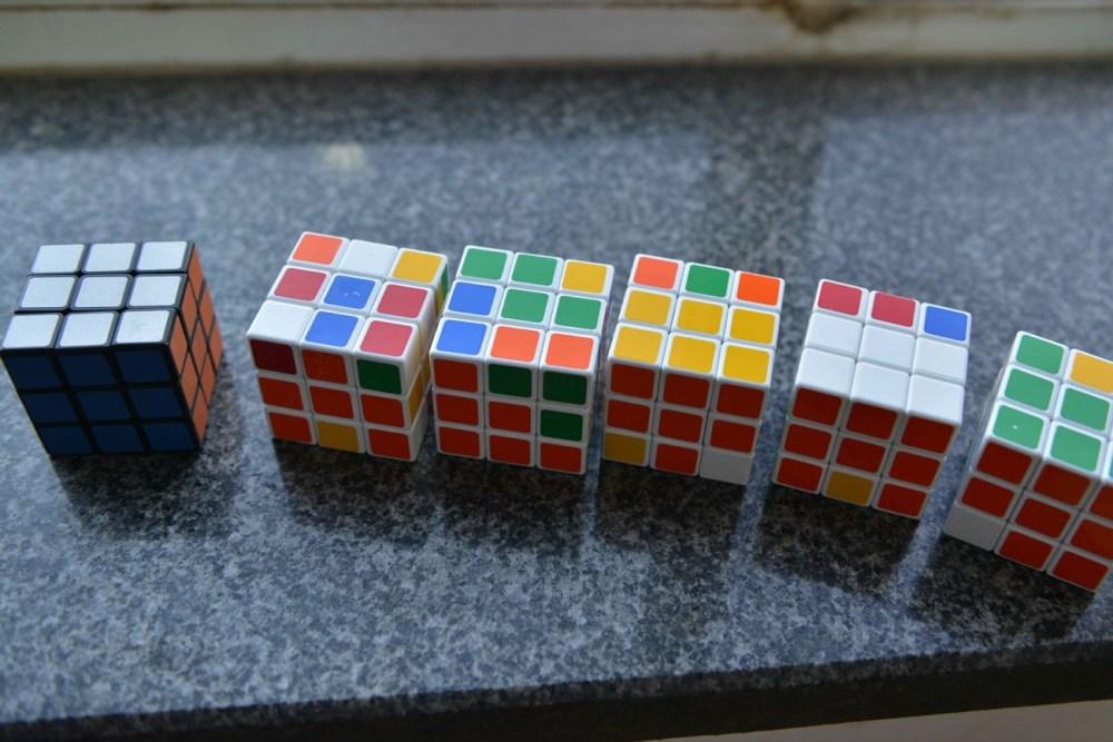 medium resolution of brain break watch this 12 year old boy solve 3 rubik s cubes while juggling them
