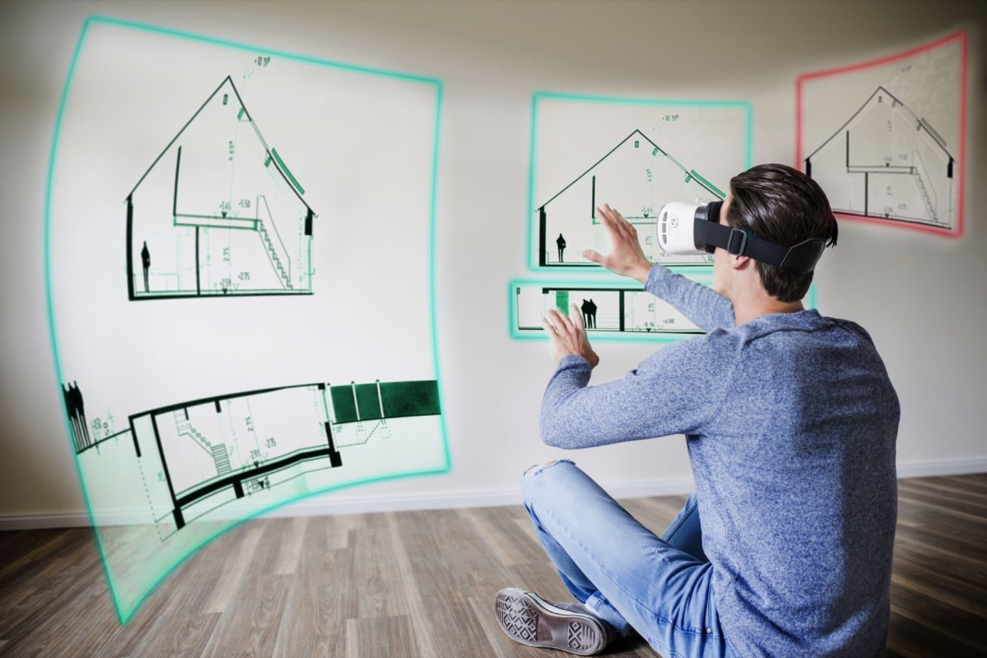 The Future Of Augmented Reality Infographic