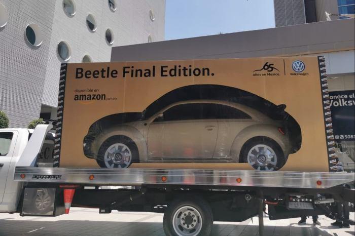 Resultado de imagen para amazon entrega primer coche