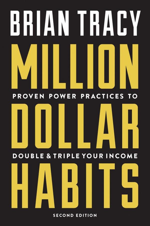 Million Dollar Habits, 2nd Edition