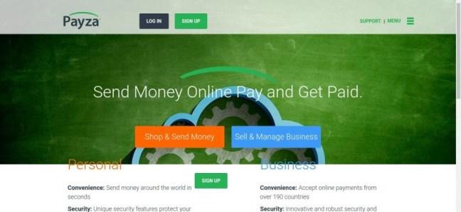 Ayza - Enviar dinheiro, receber pagamento, transferência de dinheiro, comprar e vender online