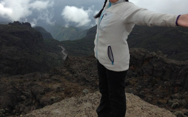 What Climbing Mount Kilimanjaro Taught Me About Climbing 'Mount Entrepreneur'