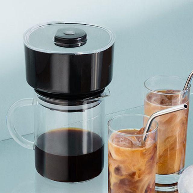 FrankOne ™ Cold Brew & Coffee Maker