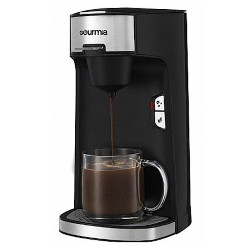 Gormia® GCM3600 Single Serve Coffee & Tea Maker