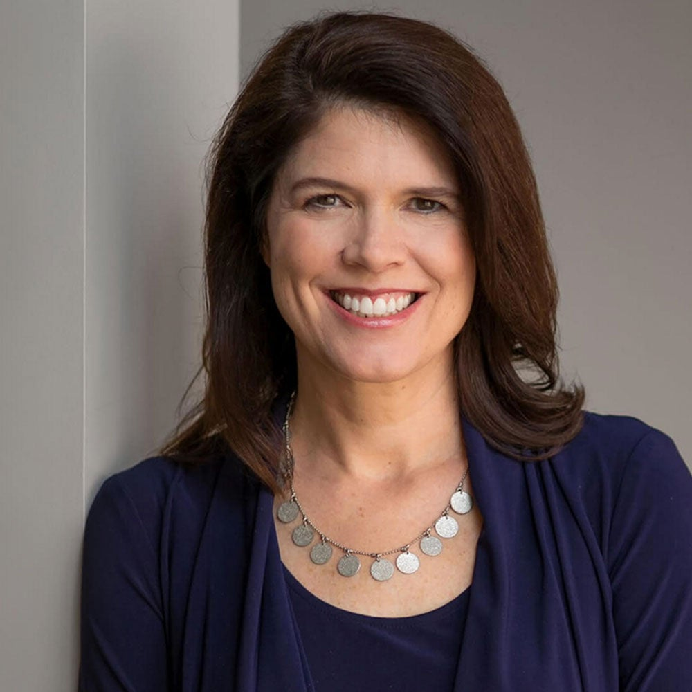 Leslie Crutchfield of Georgetown University's McDonough School of Business