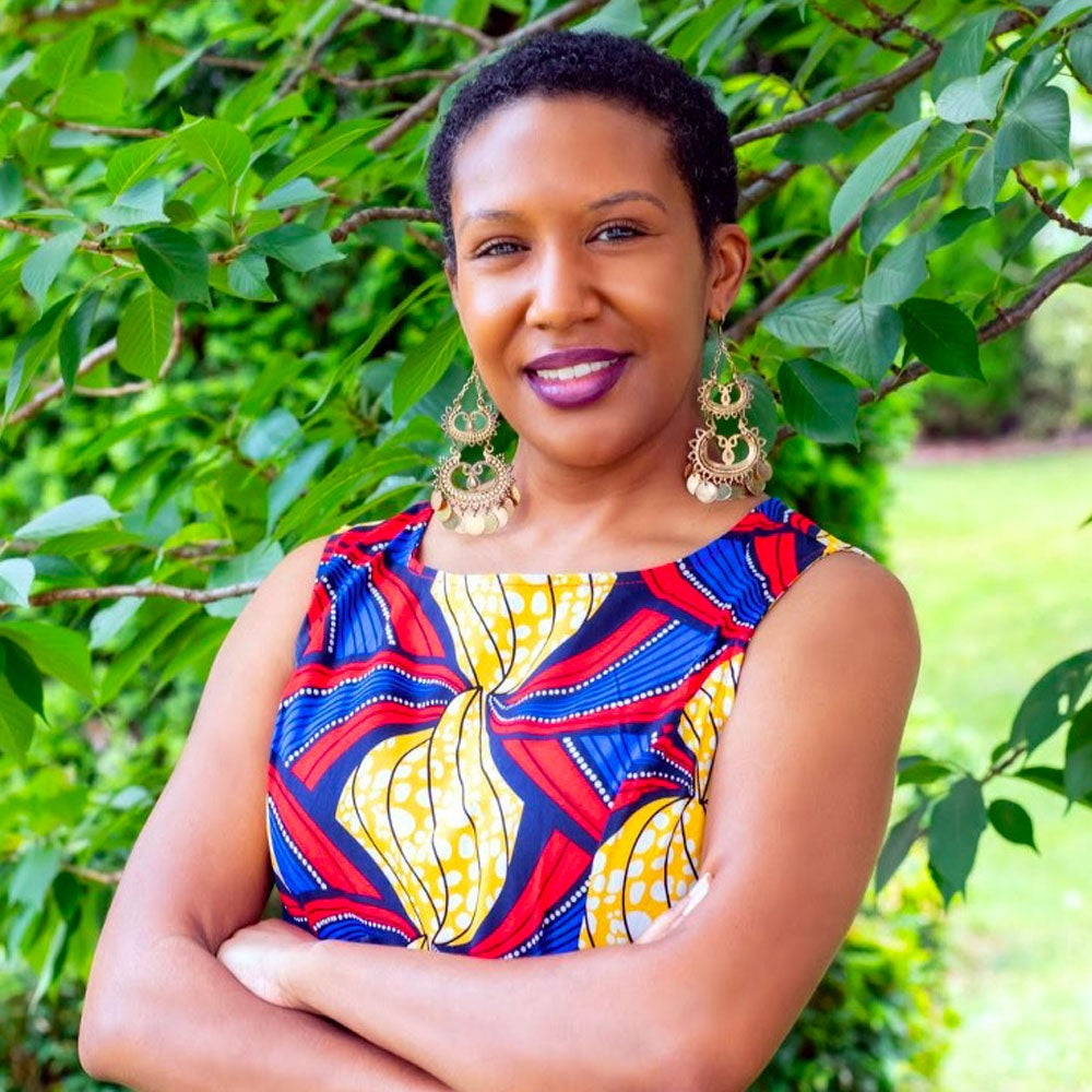 Makya Renée Little of the Virginia Commission on African American History Education