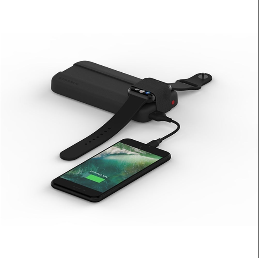 BatteryPro portable charger for iPhone and Apple Watch