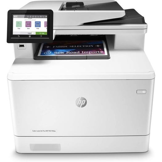 Best for Small Business: HP Color LaserJet Pro MFP M479fdw ($599)