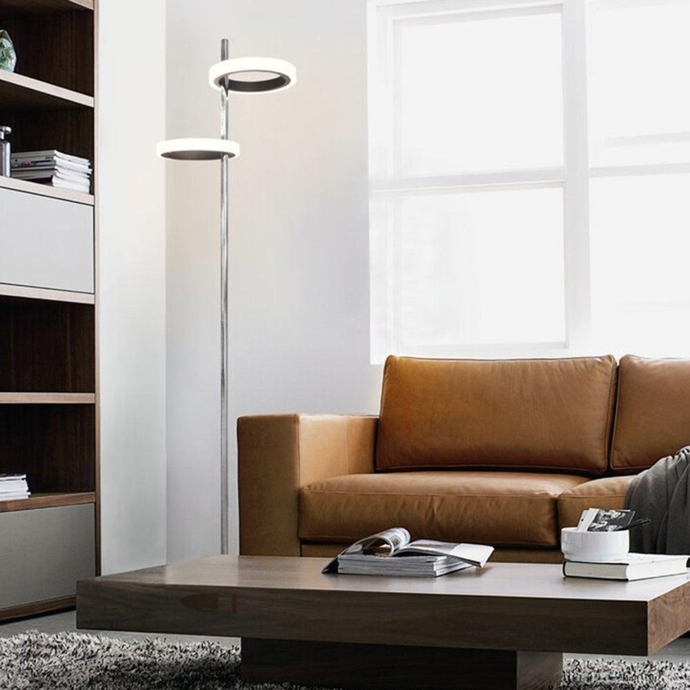 Best Floor Lamp: Nova LED Tree Floor Lamp ($200)