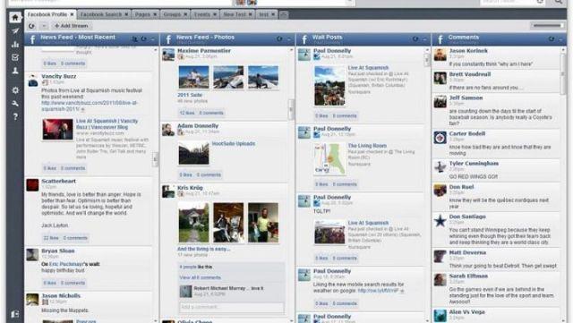 Social Media Listening from HootSuite