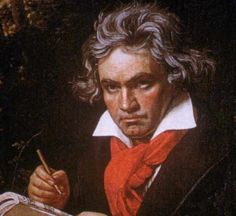 Ludwig van Beethoven, exactly 60 beans per cup