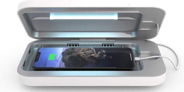 PhoneSoap 3 UV Smartphone Sanitizer & Universal Charger - $79.95