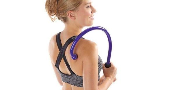 Q-Flex Acupressure Massage Tool - $24.99