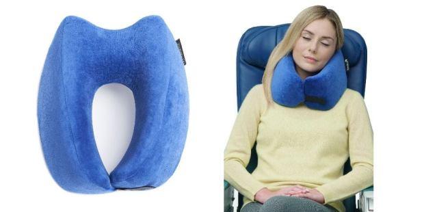 Travelrest Ultimate Memory Foam Travel Pillow