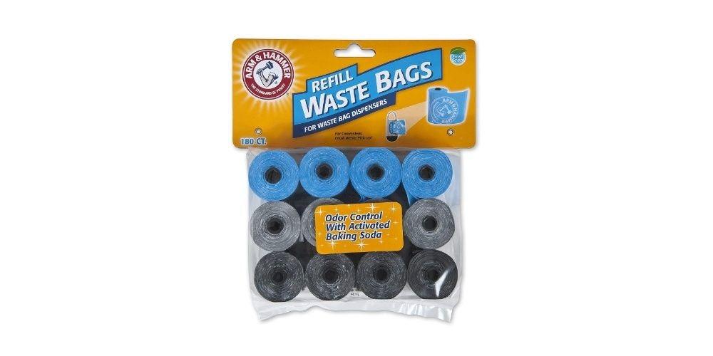 Easy Tear Disposable Bags