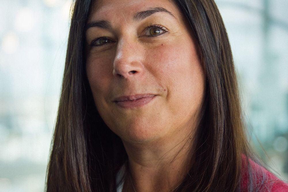 Lorraine Veber (Chief Customer Officer at IWG)