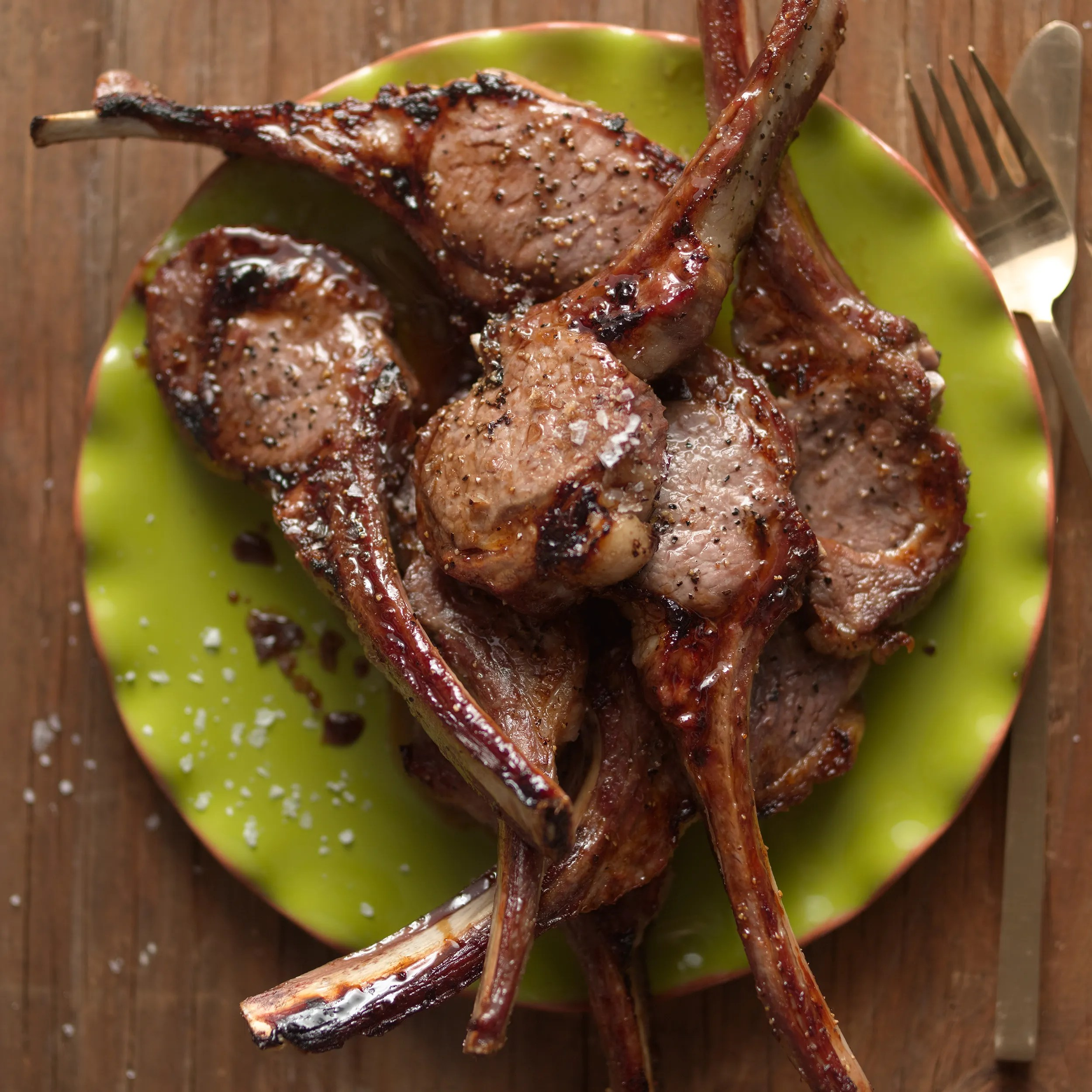 epicurious lamb chops