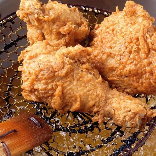 Buttermilk Fried Chicken Batter