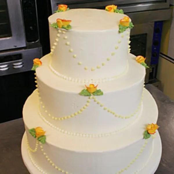 Lemon Raspberry Wedding Cake Recipe Epicurious Com