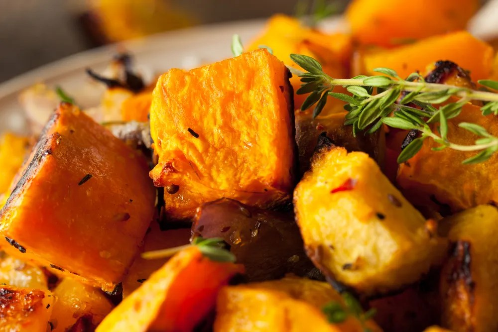 Roasted Root Vegetables With Rosemary Recipe  Epicuriouscom
